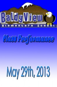 Baldy View Class Performance 5-29-2013