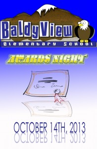 Baldy View Awards Night 10-14-2013