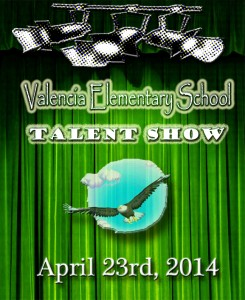 Valencia Elem. Talent Show 4-23-2014